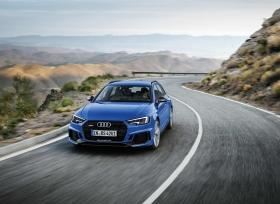 عودة أيقونة سلسلة RS Audi RS 4 Avant الجديدة