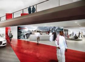 شركة أودي علي وأولاده تفتتح في أبوظبي أول مركز لعلامة Audi Sport في العالم
