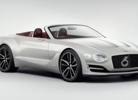 بنتلي ستبني اول سياراتها الكهربائية على EXP12 Speed 6e الإختبارية