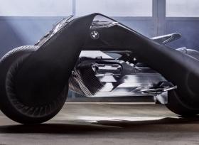 الكشف عن دراجة بي ام دبليو Vision Next 100 الإختبارية