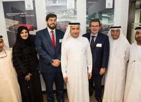 PSA Group تفتتح  مقرها الإقليمي الأول لمنطقة الشرق الأوسط