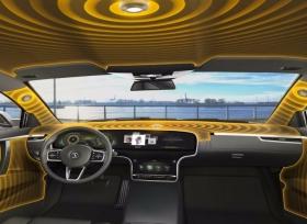 نظام صوتي لسيارة كونتيننتال