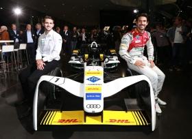 أودي تمضي قدماً للارتقاء بمستقبل السيارات الرياضة الكهربائية عبر إطلاق سيارة الفورمولا Audi e-tron FE04 الجديدة