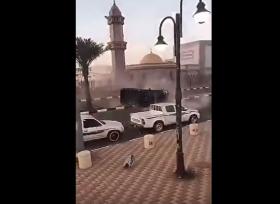 حادث مفحط بالسعودية