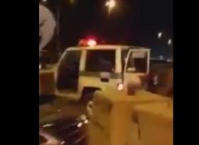 القبض على سارق سيارة في السعودية