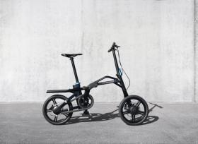 الكشف عن دراجة بيجو الكهربائية ذاتية الطي