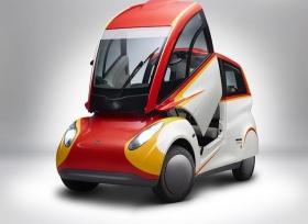 شِل تكشف الستار عن نموذج سيارة مبتكرة ذات كفاءة فائقة في استهلاك الطاقة
