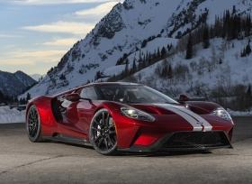 فورد سوبر كار GT منصة اختبار حقيقية لتقنيات السيارات المستقبلية
