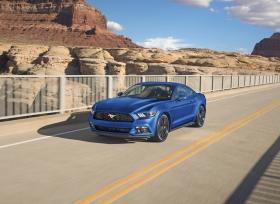 فورد موستانج تتصدّر مبيعات السيارات الرياضية لعام 2016 مع ارتفاع صادراتها حول العالم
