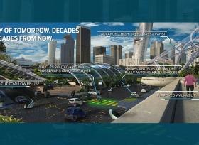 فورد تعمل على مشروع مدينة الغد لحل مشاكل الإزدحامات والتلوّث
