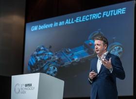 """جنرال موتورز تناقش مستقبل التنقل والاتصال في """"جيتكس دبي"""""""
