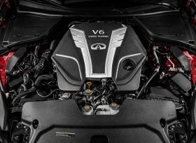 محرك انفينيتي سداسي الأسطوانات بالتيربو على قائمة واردز لأفضل 10 محركات لعام 2017