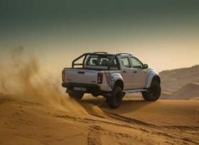 آركتك تطلق أول سيارة إيسوزو معدَّلة بالشرق الأوسط