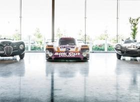 جاكوار كلاسيك تحتفي بالذكرى السنوية الـ 60 لسيطرة سيارات دي تايب على ألقاب سباقات لومان