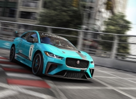 جاكوار تعتزم إطلاق سلسلة سباقات للسيارات الكهربائية بما يدعم إطلاق سيارة جاكوار I-PACE