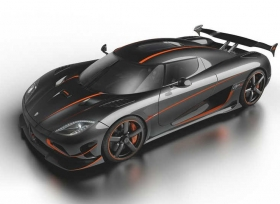 اجيرا RS أسرع سيارات كوينجسيج مبيعاً