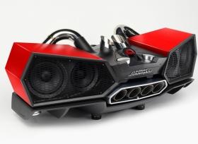 نظام صوتي جديد مستوحى من لمبرجيني أفينتادور يكلف أكثر من ثمن سيارة