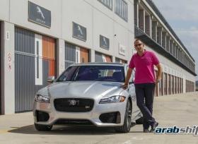 تجربة قيادتنا لسيارة جاكوار XF 2016