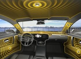 كونتيننتال تقدّم تقنيّة مبتكَرة لنظام السيارة الصوتي