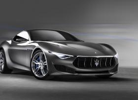 مازيراتي ستعرض السيارة التجريبية ألفيري في معرض دبي للسيارات 2015