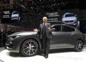 الظهور الأول لمازيراتي ليڤانتي في معرض جنيف الدولي للسيارات