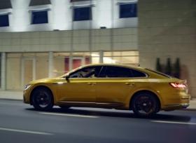 فيديو مميز لسيارة فولكس واجن ارتيون الجديدة