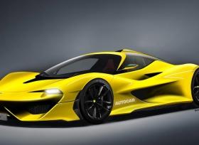 مكلارين تكشف عن Hyper GT بديلة F1 الخارقة