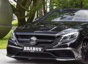 برابوس تكشف عن أقوى مرسيدس S63 AMG كابريو