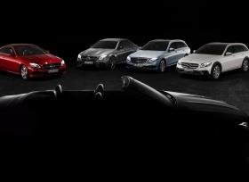 مرسيدس تقرر الكشف عن سيارتها E-Class كابروليه الجديدة في معرض جنيف