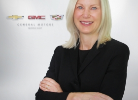 جنرال موتورز تعيّن مولي بيك رئيساً تنفيذياً للتسويق في الشرق الأوسط