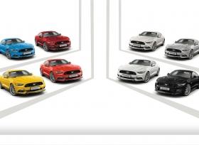 كيف تستبق فورد أحدث صيحات ألوان السيارات قبل ظهورها بسنوات