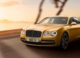بنتلي تطلق رسمياً سيارة بنتلي فلاينج سبير V8 بيلوجا