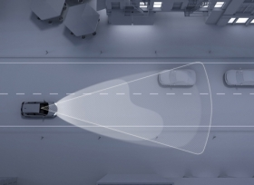 سيارات تويوتا ستاتي بنظام امان مستوحاة  لكزس