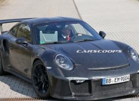بورش تقرر الكشف عن 911 GT2 و 911 GT3 الجديدتين في معرض جنيف المقبل