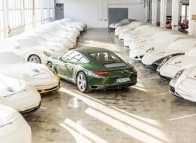 بورش 911 تحتفل بإنتاج مليون نسخة خاصة