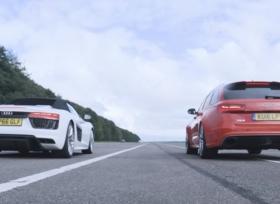 أودي RS6 Performance تنافس R8 V10 سبايدر