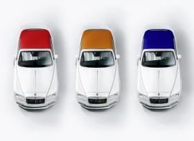 رولز رويس تبسط أناقتها على معرض جنيف للسيارات 2017