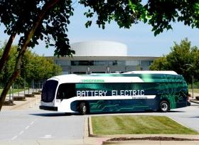 نظام شحن جديد مشابه لنظام تسلا يشحن الحافلة خلال عشرة دقائق فقط