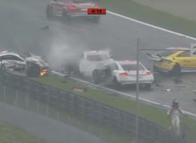 سباق في النمسا ينتهي بحادث مميت