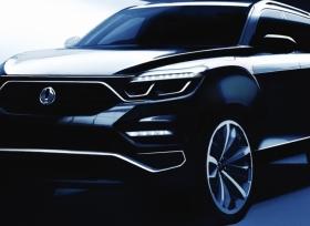 سانج يونج تنوي الكشف عن SUV جديدة في معرض سيول