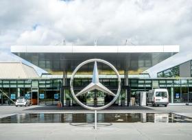 مرسيدس تقرر اجراء تغيرات بمصنعها في شتوتغارت ليكون مقراً لسيارات EQ الكهربائية