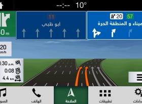 فورد SYNC 3 يمهد الطريق أمام شركة NNG المطوّرة لبرمجيات السيارات للفوز بجائزة ستيفي الشهيرة