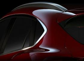 مازدا ستكشف عن CX-4 في معرض بكين