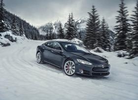تتصدر تيسلا موديل S مبيعات السيارات الكهربائية للربع الاول من عام 2017