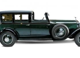 أعظم ثمان سيارات فانتوم في التاريخ في معرض من رولز رويس