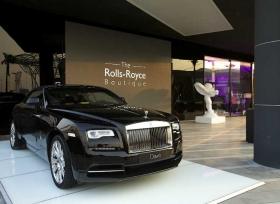 رولز رويس موتور كارز دبي تحتلّ الطليعة بين الوكلاء الحصريين الأفضل مبيعاً عالمياً