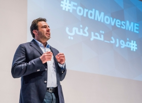 Thierry Sabbagh, Managing Director, Ford Middle East