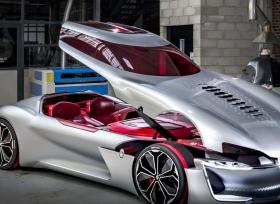 رينو Trezor تفوز بجائزة أفضل تصميم لسيارة إختبارية في 2016