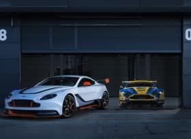 استون مارتن تغير اسم فانتج  GT3 الى GT12 بسبب اعتراض بورش