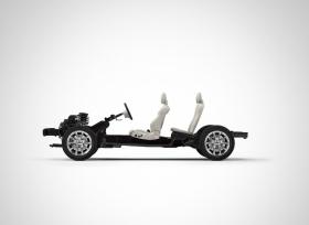 الكشف عن فاعده العجلات الجديدية للسيارات الصغيرة من فولفو